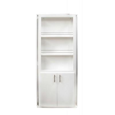 "32"" Paint Grade White Reversed Pantry Door"