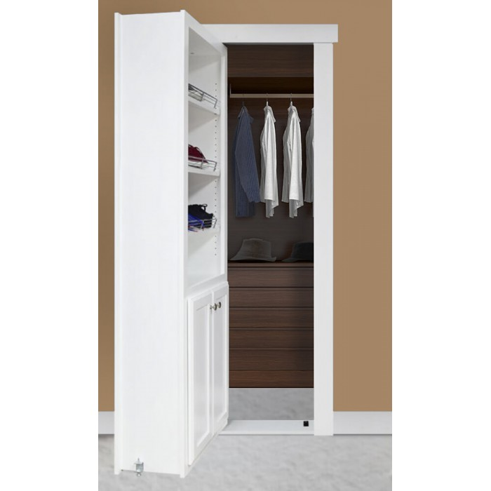 Single Closet Door (Reversed)