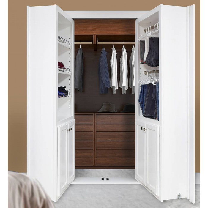 French Style Closet Door (Reversed)