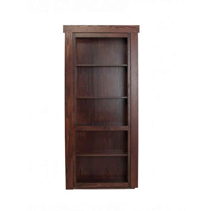 single bookcase the murphy door. Black Bedroom Furniture Sets. Home Design Ideas