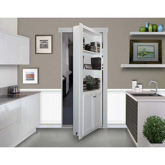 Flush Mount Cabinet Door Package Hidden Door The Murphy Door