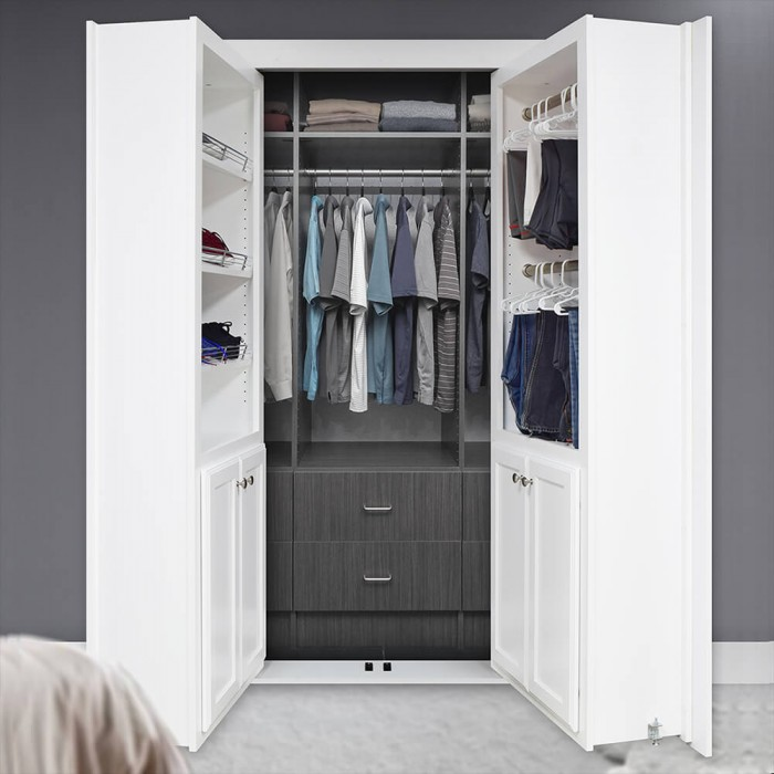 french style closet door reversed murphy door inc