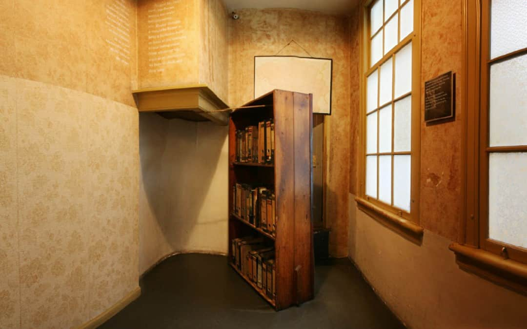 Murphy Door Presents Top 5 Secret Doors in History