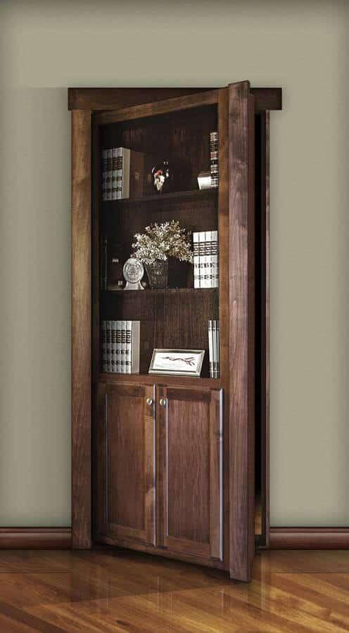 Locking key cabinet