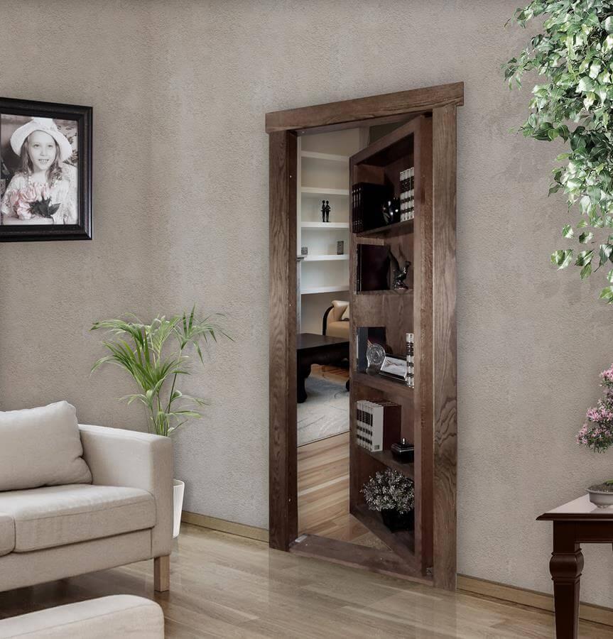 Flush Mount Gallery Murphy Door