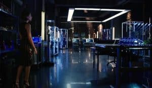 Picture of Green Arrow Bunker from the TV series The Green Arrow