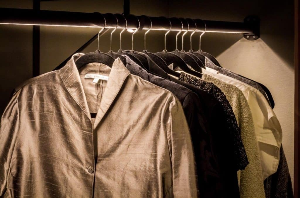 How to Remodel Your Closet- Without Remodeling Your Closet