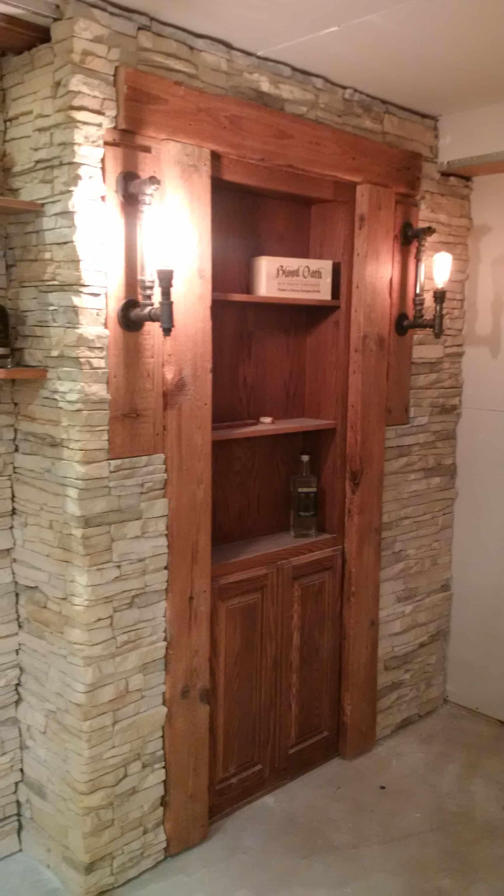 customer brag wall murphy door. Black Bedroom Furniture Sets. Home Design Ideas