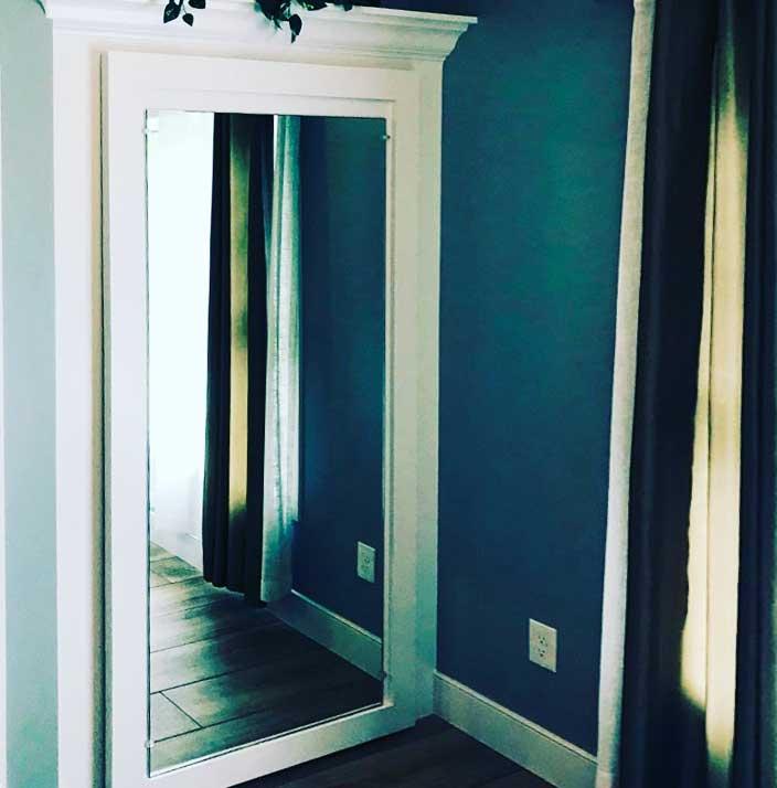 Customer Brag Wall Murphy Door