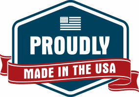 Proudly Made in the USA Graphic